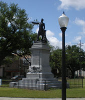 Jefferson Davis Monument